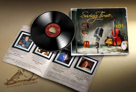 CD Swing Time Quartet