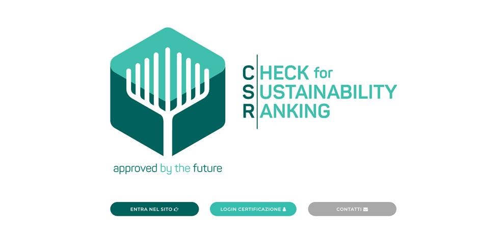 immagine per Check for Sustainability Ranking, il questionario di autovalutazione